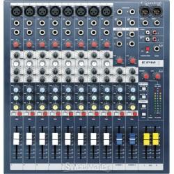 SOUNDCRAFT - Mezclador 8 canales
