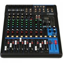 YAMAHA - Mixer Análogo 12 canales con efecto