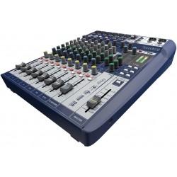 SOUNDCRAFT - Mezclador 10 canales