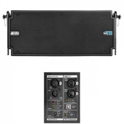 DB TECHNOLOGIES - Parlante activo para line array, 700 watts