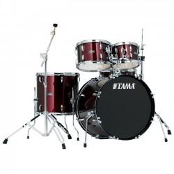 TAMA - Set de batería Stagestar , color wine red (WR)
