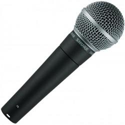 SHURE - Micrófono Dinamico