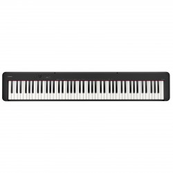 CASIO - Piano digital color negro