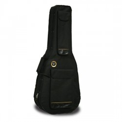 ROCKBAG - Case para guitarra clásica color negro