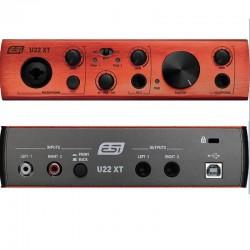 ESI - INTERFAZ DE AUDIO USB DE 2 CANALES